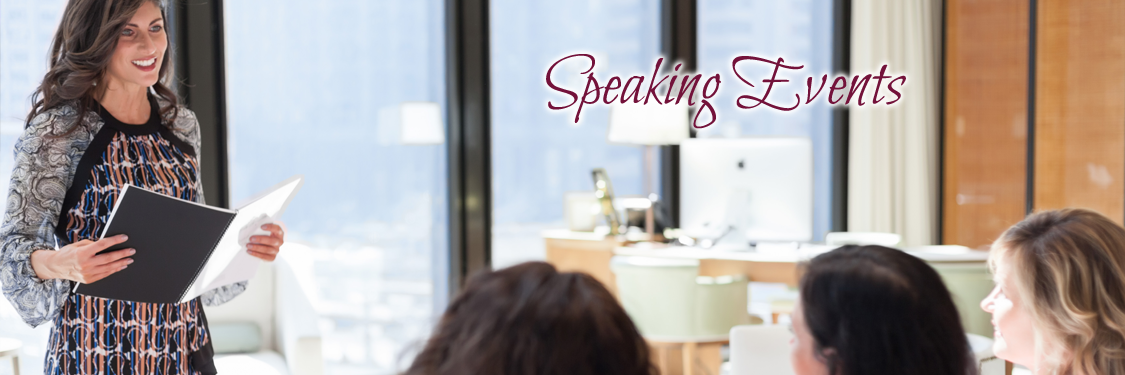 Innerbrillance Coaching - Speaking Events